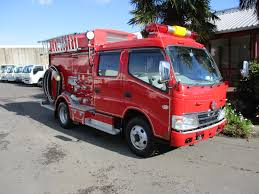 2009 HINO DUTRO – FIRE ENGINE | | Just Trucks