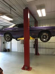 2 Post Car Lift Low Ceiling by Champion Auto Lift Auto Lift Auto Lifts Car Lift