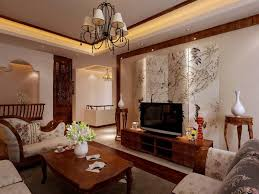 Colors For A Living Room by Greet The Chinese New Year In A Living Room Decorated With Red