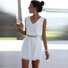 compare prices on white short party dress online shopping buy low
