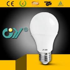 china high lumen e27 a60 108mm 3000k 6w led light bulb china led