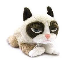 cat merchandise 10 best grumpy cat plush toys images on cat