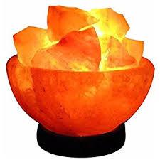 Himalayan Salt Lamp Amazon by Halovie Salt Lamp Natural Himalayan Crystal Cube Salt Night Lamps