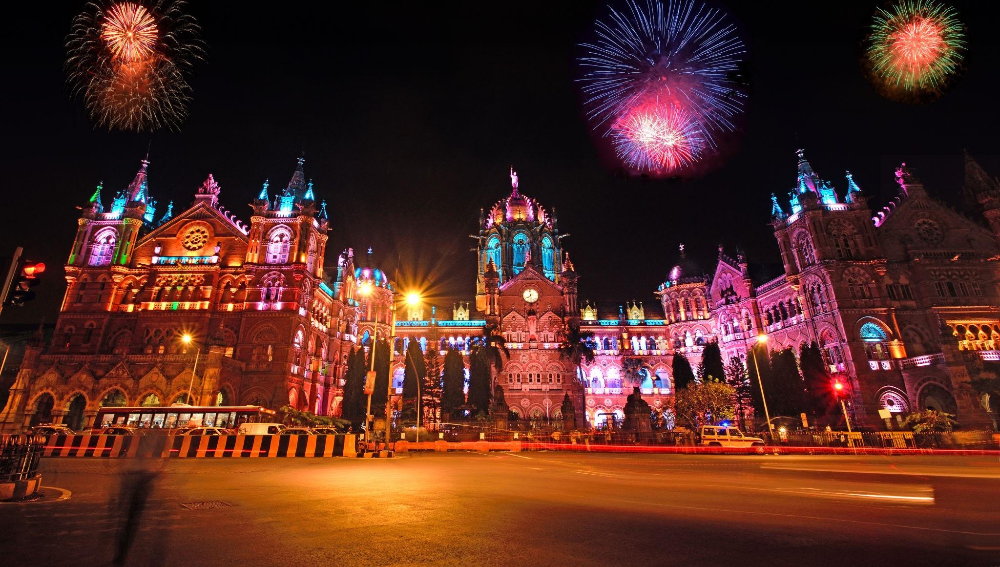 الاماكن السياحية في مومباي محطة قطار جاتراباتى شيواجى