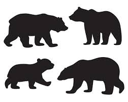 570x452 Baby Bear Clipart Woodland Mama Svg Bears