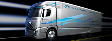 100 Truck Fuel Hyundai Motor Presents First Look At New With A Cell
