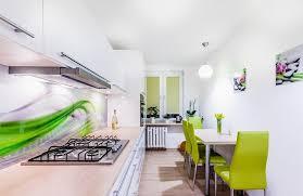 24 gestaltungsideen für küche glasrückwand und glasarten