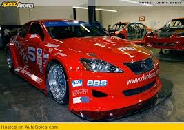 Stupid corporate politics killed the awesome Lexus IS350 GT2 race