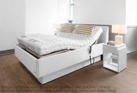 ruf betten emilia polsterbett in grau mit bettkasten möbel