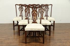 Georgian Style Set Of 6 Vintage Mahogany Dining Chairs, Ethan Allen #30968 Amazoncom Ethan Allen Eastgate Chest Sitar Ii Kitchen House Calls A Ding Room Makeover The Washington Post 8 Unfinished Ding Chairs Ideas Identifying Antique Fniture Thriftyfun Fresh Idea To Design Your Awesome Decorating Interior Midtown Concept Liquorice Textile Tiffany Mid Abbott Table Chairish Hot Trending Now How The Financial Cris Changed Way We Think About Home Can You Give Me Value Of Attached Table And
