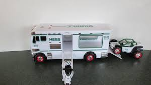 Hess Toy Trucks 2018 Rv With Atv And Motorbike - Batteries Pre ... Hess Toy Truck The Mini Trucks Are Back Order Facebook Quad Combo Jackies Store 1972 Rare Gasoline Oil On Sale 500 Usd Aj Amazoncom 2017 Dump And Loader Toys Games Toy Truck A First Of Its Kind For Company Wfmz Backthough It Never Really Disappeared From The 2018 Collectors Edition 85th Anniversary Excellent 1976 With 3 Barrels In Original Box 2016 Dragster Walmartcom Mobile Museum To Make Local Stops Trucks Roll Out Every Winter Bring Joy Collectors 2014 Mib