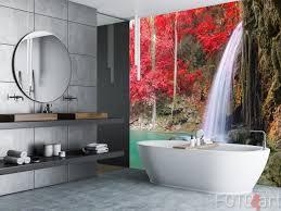 kreieren sie mit photo wallpaper of waterfalls ihr eigenes
