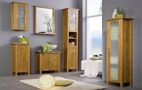 badezimmer spiegel mit holzrahmen und ablage kiefer honig lackiert