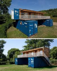 100 Shipping Container Houses This Small Hotel In The Czech Republic Is Made From
