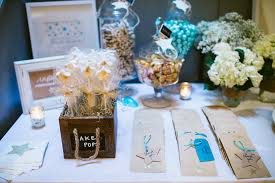 Wish Upon A Star Rustic Baby Shower