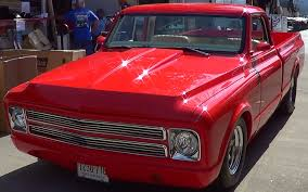 1967 Chevy Pick Up Street Rod - ScottieDTV - Coolest Cars On The Web 1967 Chevy C10 Pickup Truck Hot Rod Network Wood Beds Bed Trucks Are You Fast And Furious Enough To Buy This 67 Silverado Pick Up Painted Fleece Blanket For Sale Chevrolet Youtube Ck Wikipedia Rare K10 4x4 Short Frame Off K20 4x4 Lane Classic Cars Rebuilt A To Celebrate 100 Years Of Truck Making 2015 Offers Custom Sport Package