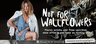 Not For Wallflowers Floral Prints And Free Spirited Ease Offer A New Take On