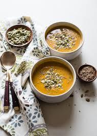 Traditional Haitian Pumpkin Soup Recipe by Slow Cooker Creamy Pumpkin Soup Cafe Johnsonia