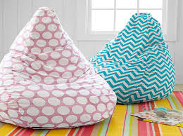 Pottery Barn Kids Bean Bags Chairs Features Dsgnforkids
