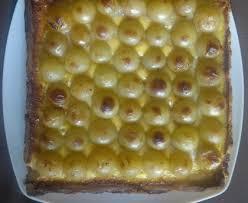 dessert aux raisins frais tarte au raisin blanc recette de tarte au raisin blanc marmiton