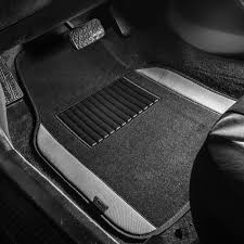 BESTFH: 4pc Universal Carpet Floor Mats For Car Truck SUV Gray W ... Bestfh Black Blue Car Seat Covers For Auto With Gray Floor Mats All Weather Shane Burk Glass Truck Metallic Rubber Red Suv Trim To Fit 4 Gogear Mat Set 4pc Fullsize Vehicles Vehicle Neoprene Care Products 4pc Universal Carpet W Us 4pcs Suv Van Custom Pvc Front 092014 F150 Husky Whbeater Rear Buffalo Tools 48 In X 72 Bed Utility Mat2801 The New 4pcs For 7 Colors With Free Luxury Parts Leather