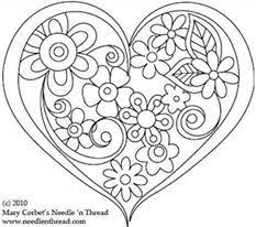 Best Solutions Of Free Heart Coloring Pages For Your Worksheet