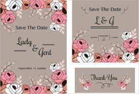 Download Wedding Invitation Cards Background