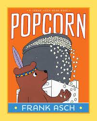 Berenstain Bears Halloween Book by Popcorn A Frank Asch Bear Book Frank Asch 9781442466630