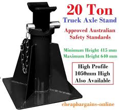 Steel Heavy Duty/Commercial Automotive Jacks And Stands   EBay Gray Jack Stands 10 Ton 25 35 Now At Triple R Truck Parts Husky 3ton Light Duty Jack Kithd00127 The Home Depot Vwvortexcom Stands Mchflex Rotary Lift How To Jack Up A Big Truck Safely Truck Edition Youtube Amazoncom Heinwner Hw93503 Blueyellow Stand 3 Ton Xpcamper Enthusiast Forum Craftsman 214 Ton Floor Set With Stands New Torin Big Red Auto Craft 1 Pair Car Homemade Camper Products Comparison List Forklift Refurbished