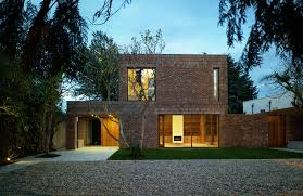 100 Contemporary Brick Architecture House On Mount Anville Aughey Oflaherty Architects ArchDaily