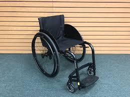 100 Rocking Chair Wheelchair Kuschall Champion Rigid Folding