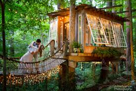 100 Treehouse In Atlanta Clare Jonathans Engagement Wedding