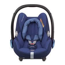 siege auto 6 mois siège auto cabriofix river blue bébé confort outlet