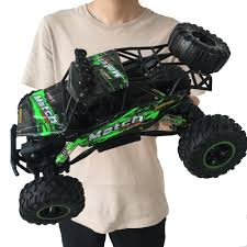 100 Monster Truck Toys For Kids RC Car 112 4WD Remote Control High Speed Vehicle 24Ghz