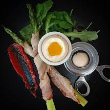 cuisine asperge les 25 meilleures idées de la catégorie lard avec asperges sur