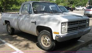 1987 Chevrolet Custom Deluxe R20 Pickup Truck | Item 2717 | ... Government And Police Auctions For Cars Trucks Suvs Americas City Of Wichita Having Online Surplus Auction The Eagle Gallery Ken Geeslin Surplus Military Equipment Brings Police Security Misuerstanding Medium Support Vehicle System Project Investing In Equipment Huge Auction June 23rd 9am Vehicles 1993 Dodge Ram D150 Pickup Truck Item 2291 Sold October Nc Doa Federal Items Available Plan B Supply 6x6 Military Disaster Emergency Gear 7 Used You Can Buy Drive Ironplanet Announces Govplanet Business Wire Mrap Rolls Through Pad Evacuation Runs Nasa