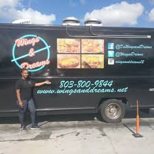 Wings And Dreams - Columbia Food Trucks - Roaming Hunger