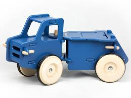 100 Blue Dump Truck Navy Moover Toys LLC