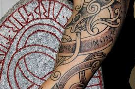 Gallery For Traditional Norse Tattoo Scandinavian Designs Cross