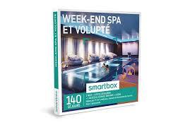 smartbox cours de cuisine coffret smartbox week end spa et volupté