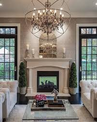 A Closer Look At The Beautiful Living Room Shown In Previous Photo From