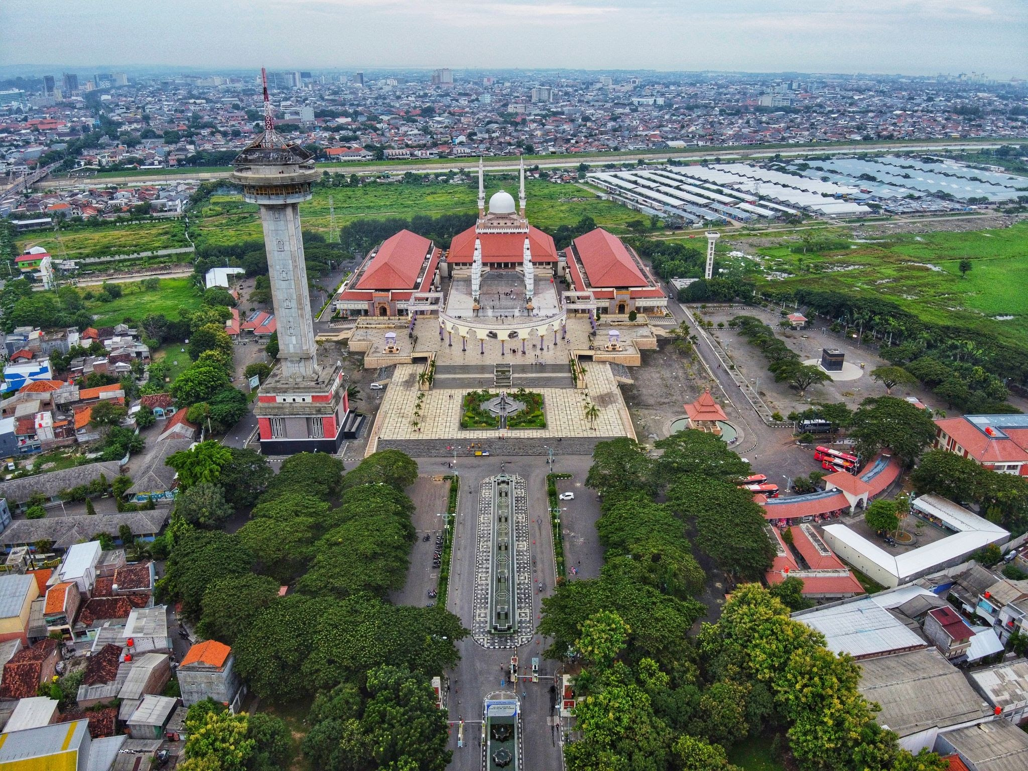 Grand Mosque of Central Java