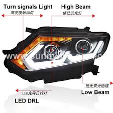 2014 2015 year for nissan x trail led headlights rogue led