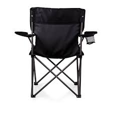 Reclining Camping Chairs Ebay by Amazon Com Picnic Time Ptz Portable Folding Camp Chair Black