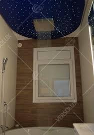stilvolles lichtpaneel im badezimmer deckenpaneele in