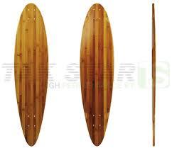 Types Of Longboard Decks by 2017 New Shape Longboard Decks Canadian Maple With Fiberglass
