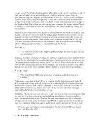1 Corinthians 2 Commentary