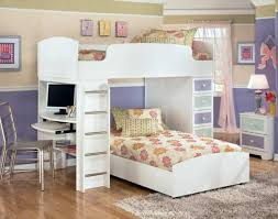 bar amazing white and shab chic bunk beds for iranews throughout