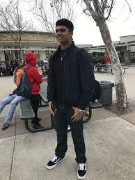 Outfit Of The Week Joel Garcia Mohammad Khan RHS News Reporter