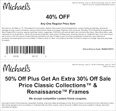Michaels Coupons - 40% Off A Single Item At Michaels, Or Online Via ... Arts Crafts Michaelscom Great Deals Michaels Coupon Weekly Ad Windsor Store Code June 2018 Premier Yorkie Art Coupons Printable Chase 125 Dollars Items Actual Whosale 26 Hobby Lobby Hacks Thatll Save You Hundreds The Krazy Coupon Lady Shop For The Black Espresso Plank 11 X 14 Frame Home By Studio Bb Crafts Online Coupons Oocomau Code 10 Best Online Promo Codes Jul 2019 Honey Oupons Wwwcarrentalscom